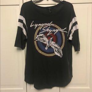 Forever 21 Lynyrd Skynyrd T-shirt